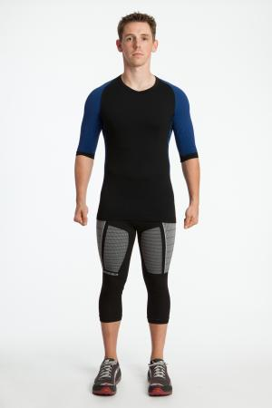 2.0 3/4 Sleeve Form Fit