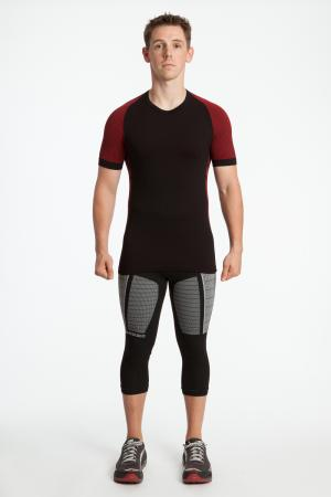 2.0 Short Sleeve Form Fit