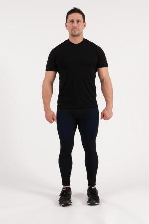 4.0 Men's MID Compression Tights Long- Inseam Measurements Below Under Tech Specs