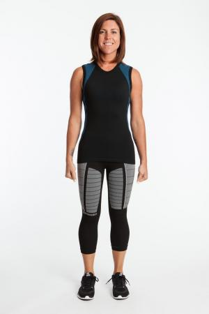 2.0 Sleeveless Form Fit