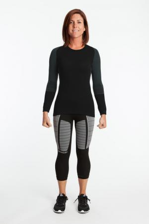 2.0 Long Sleeve Form Fit