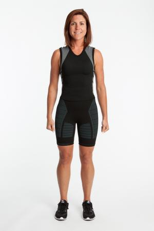 4.0 Women's MAX Compression Shorts Midi (Mid Rise Waist)